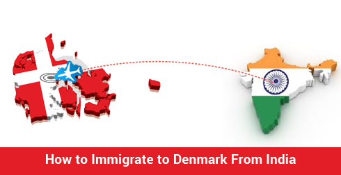 How To Migrate To Denmark From India
